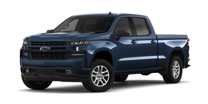 What Are The 2020 Chevy Silverado Trim Levels