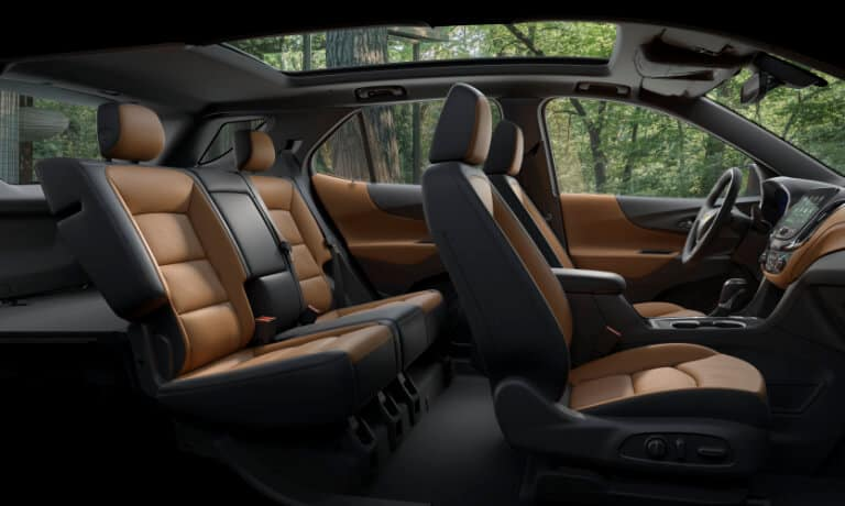 2019 Chevy Equinox Interior