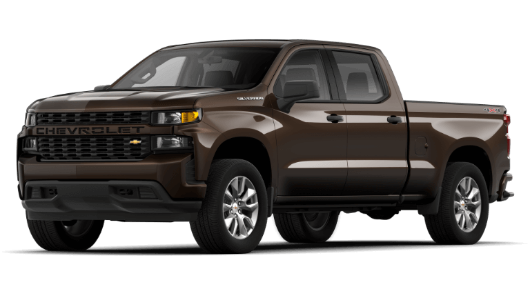 2019 Chevy Silverado 1500 Custom