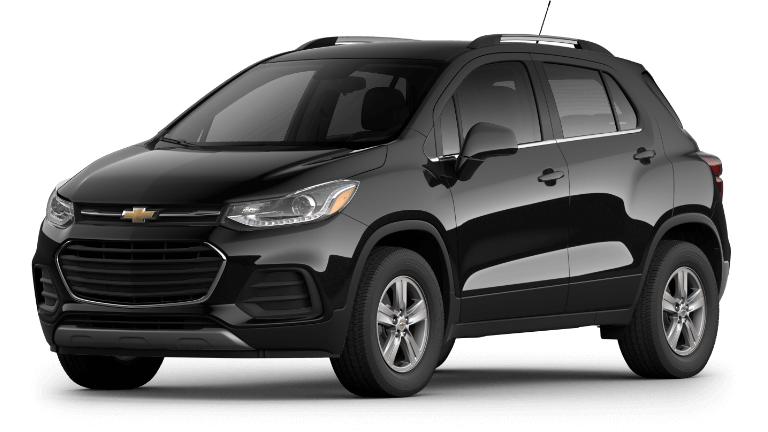 2020 Chevy Trax LT in Black