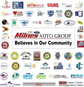 Milnes Group believes in our Community