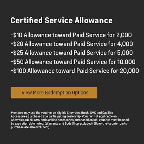 service allowance