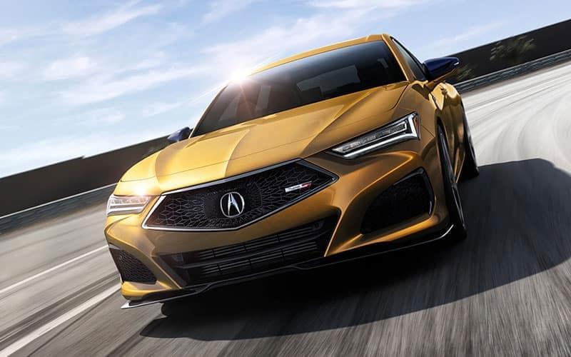 Acura TLX Design