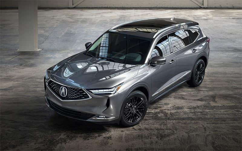 Acura MDX Styling