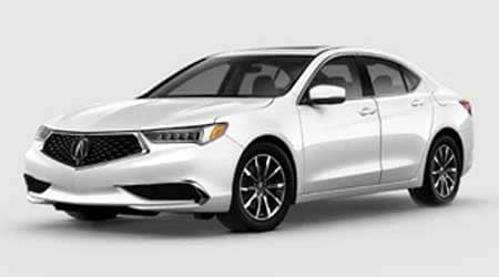 2020 Acura TLX Tech