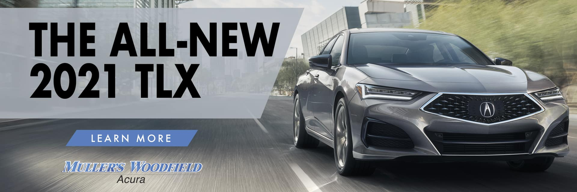 TLX homepage Banner