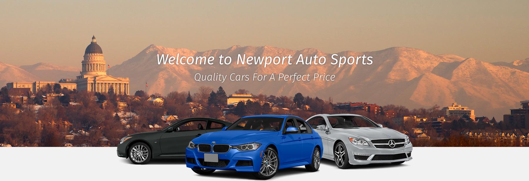 used car dealer in salt lake city ut newport auto sports. Black Bedroom Furniture Sets. Home Design Ideas