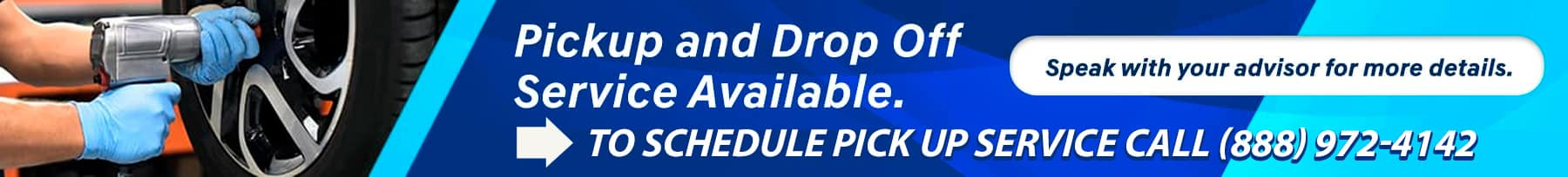schedule service banner