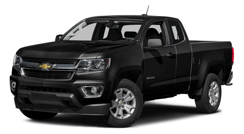 New 2018 Chevrolet Colorado 4WD