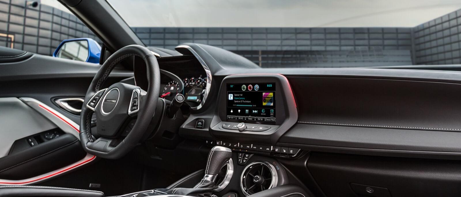 2016 Chevrolet Camaro Interior ...