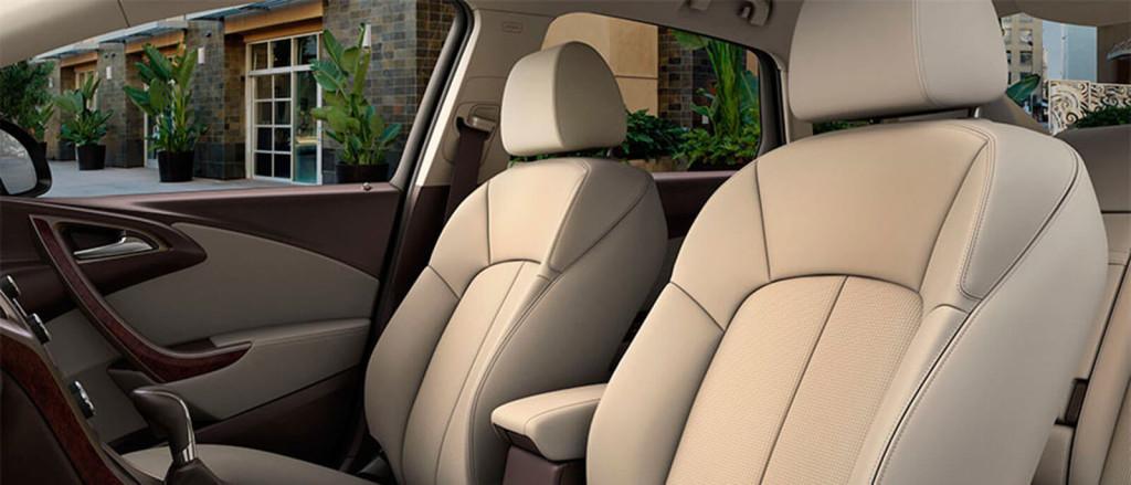 The Generous 2017 Buick Verano Interior Design And Features