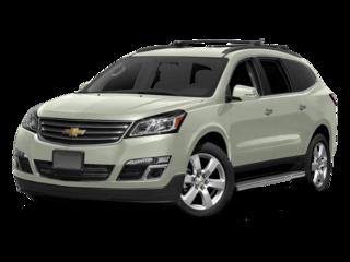 New 2017 Chevrolet Traverse LS