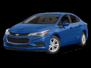 New 2017 Chevrolet Cruze 1LT