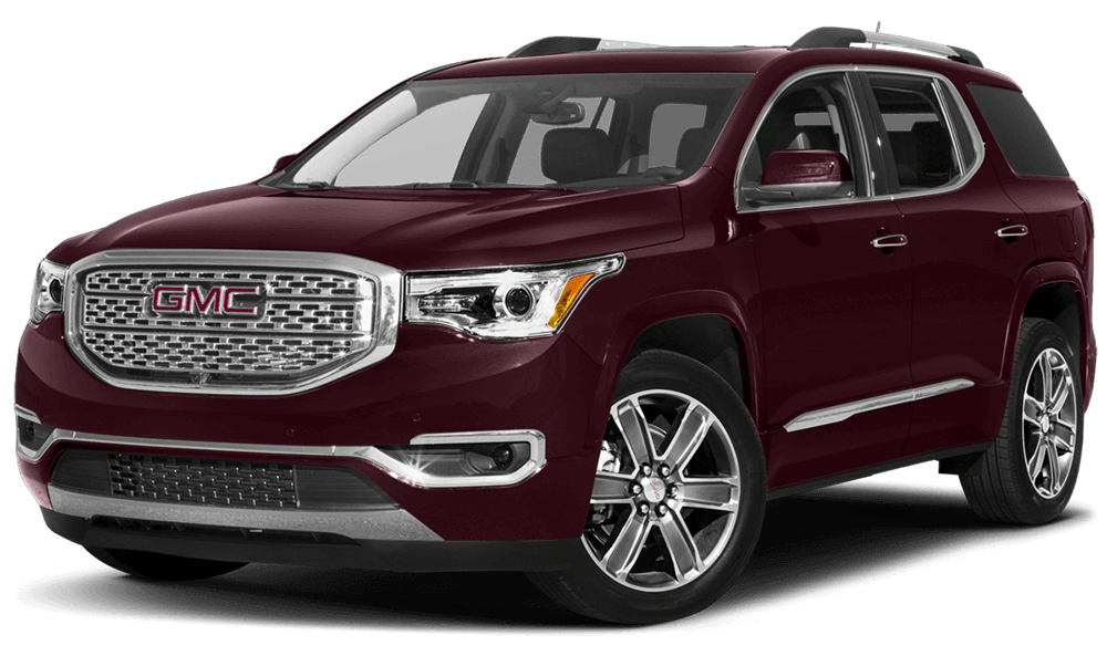 the 2017 gmc acadia denali top of the line luxury. Black Bedroom Furniture Sets. Home Design Ideas