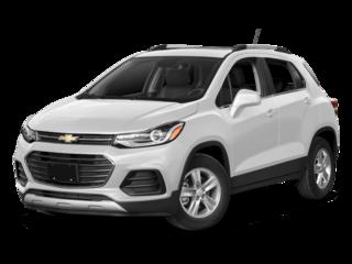 New 2017 Chevrolet Trax LS FWD