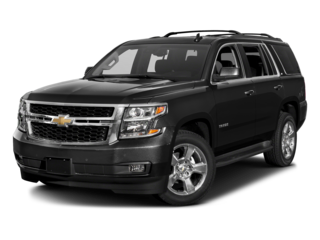 New 2017 Chevrolet Tahoe LS 4WD