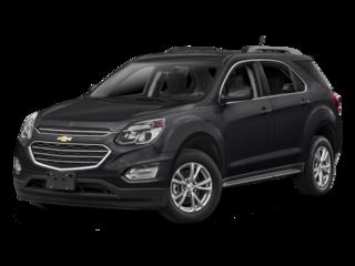 New 2017 Chevrolet Equinox LS