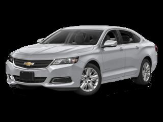 New 2017 Chevrolet Impala LT