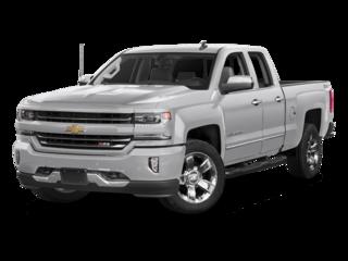 New 2018 Chevrolet Silverado 1500  4WD