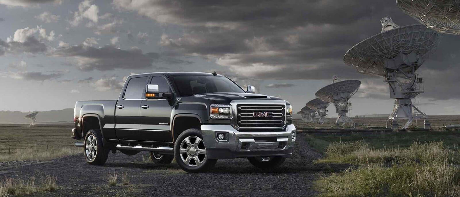 Get The Job Done With A Gmc Sierra 2500hd