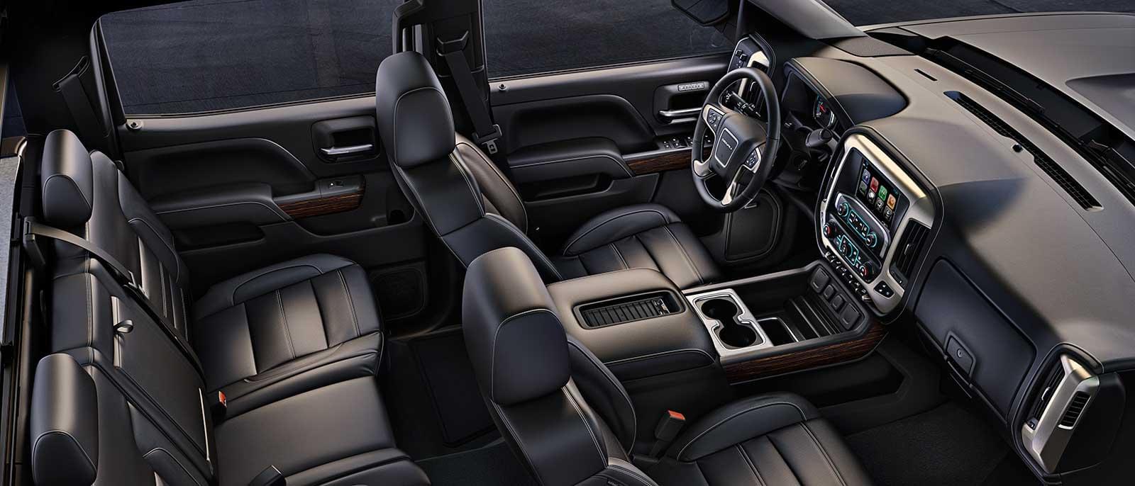 High Quality 2017 GMC Sierra 1500 Denali Interior ... Home Design Ideas