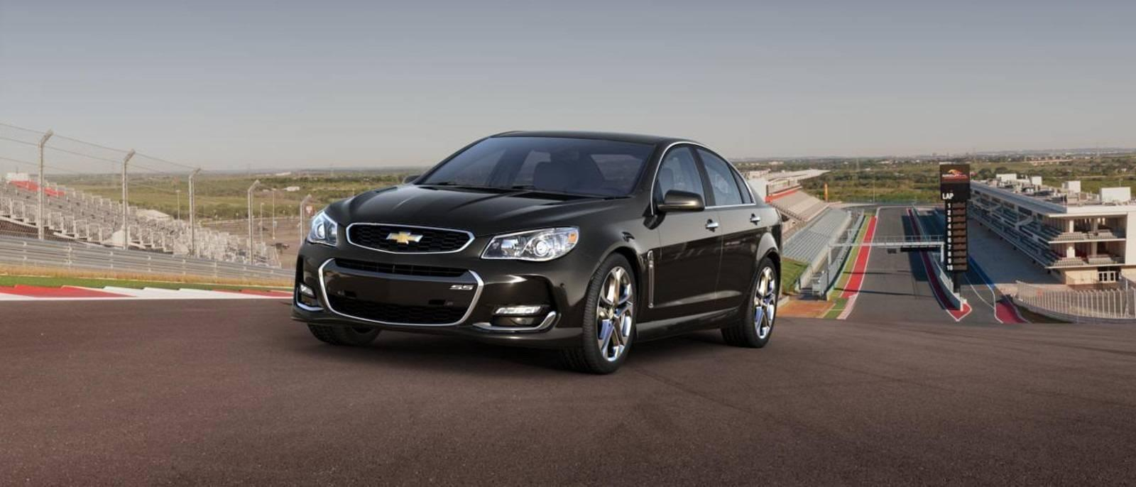 2017 Chevrolet Ss In Flint And Clio Mi