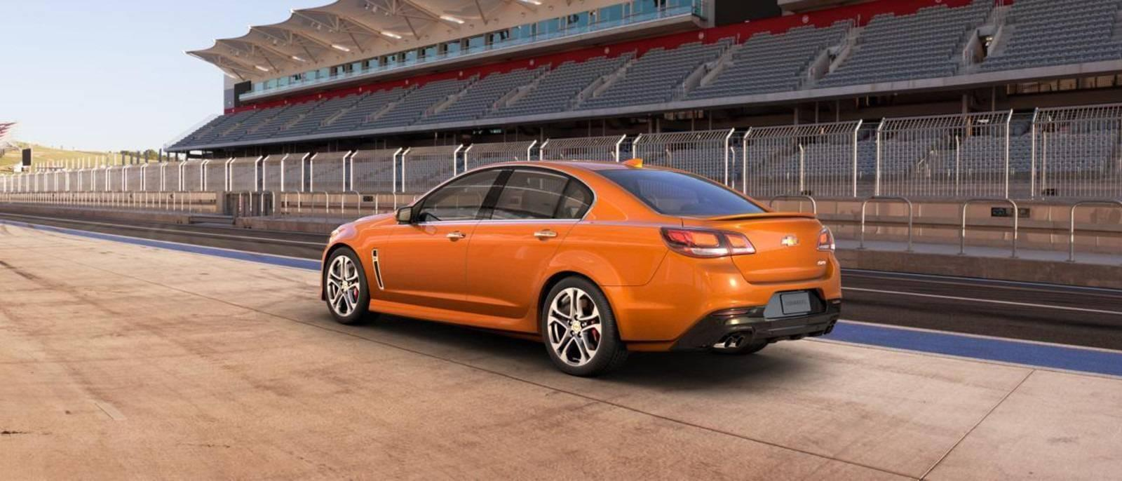 Chevy Certified Pre Owned >> 2017 Chevrolet SS in Flint and Clio, MI