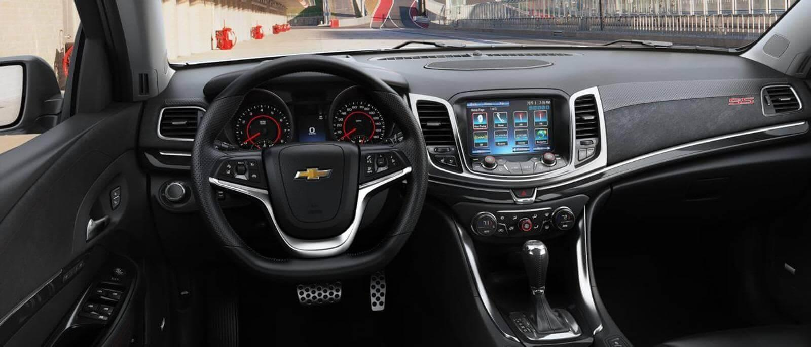 Good 2017 Chevrolet SS Interior Dashboard ...
