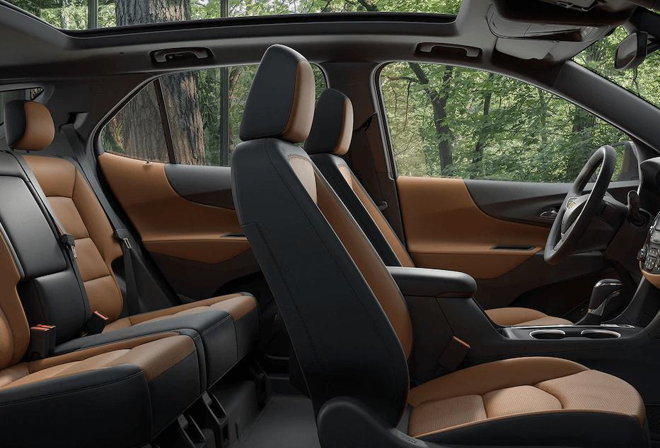 2018 Camaro Inside >> 2018 Chevrolet Equinox Interior l Flint, MI