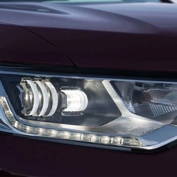 2018 Chevrolet Traverse Headlight
