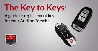 The Key To Keys - A guide to replacement keys for your Audi or Porsche