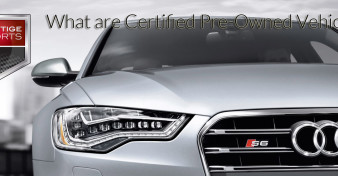 What are Certified Pre-Owned Vehicles?