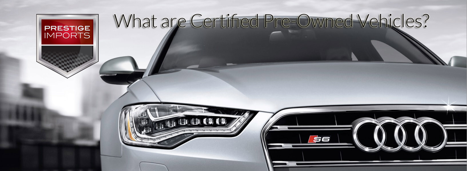 Introduction to Certified Pre-Owned Audi & Porsche Vehicles