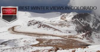 Best Winter Views in Colorado