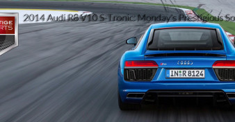2014 Audi R8 V10 S-Tronic