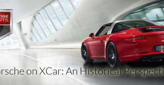 Porsche on XCar