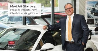 Jeff Silverberg, COO - A Prestige Profile