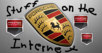 Porsche Stuff on the Internet