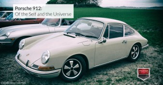 Porsche 912 - Of the Self and the Universe