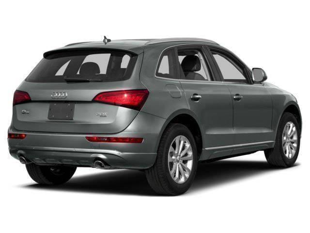 2017 Audi Q5 - RearPassenger