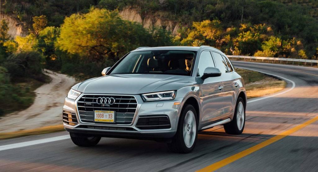 2018 Audi Q5 - in motion