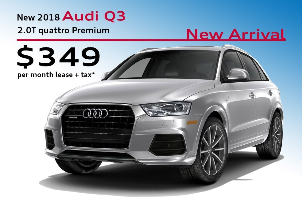 Special Offers On New Porsche And Audi Vehicles In The