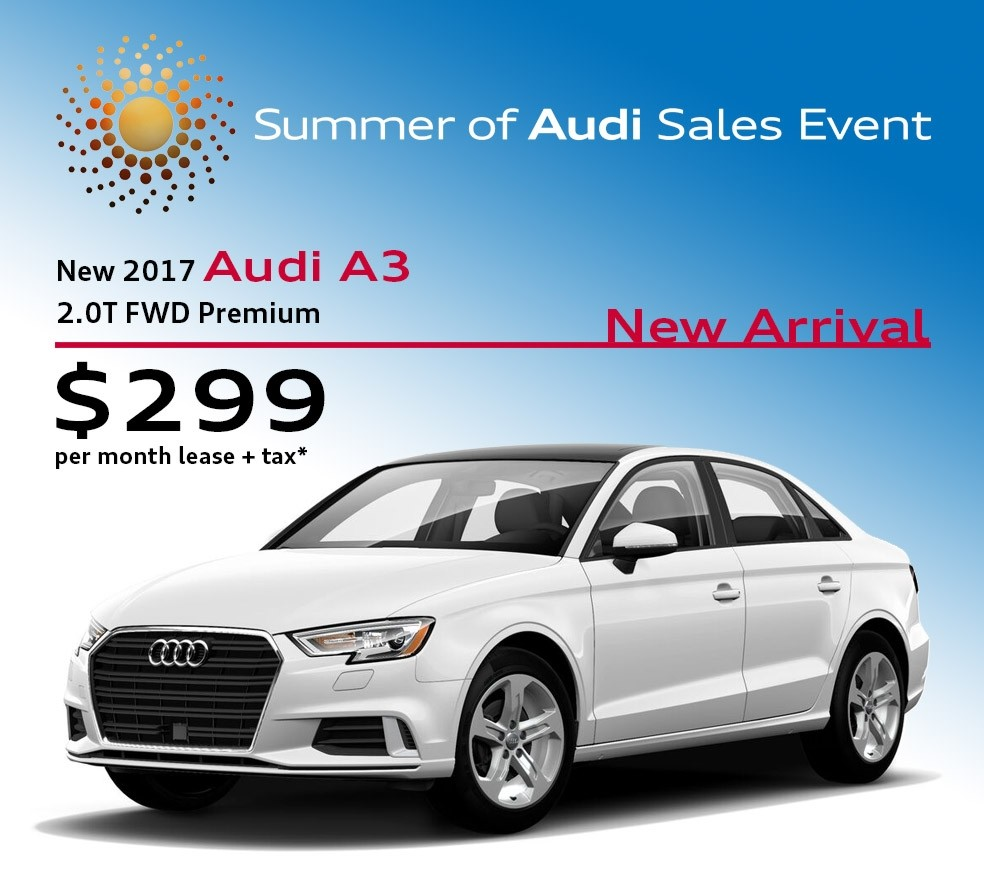 Audi Lease Offer: Special Offers On New Porsche And Audi Vehicles In The