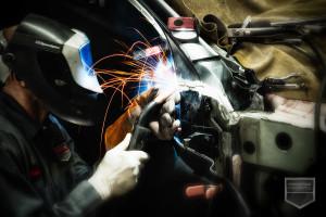 Prestige Imports Collision Center - Welding