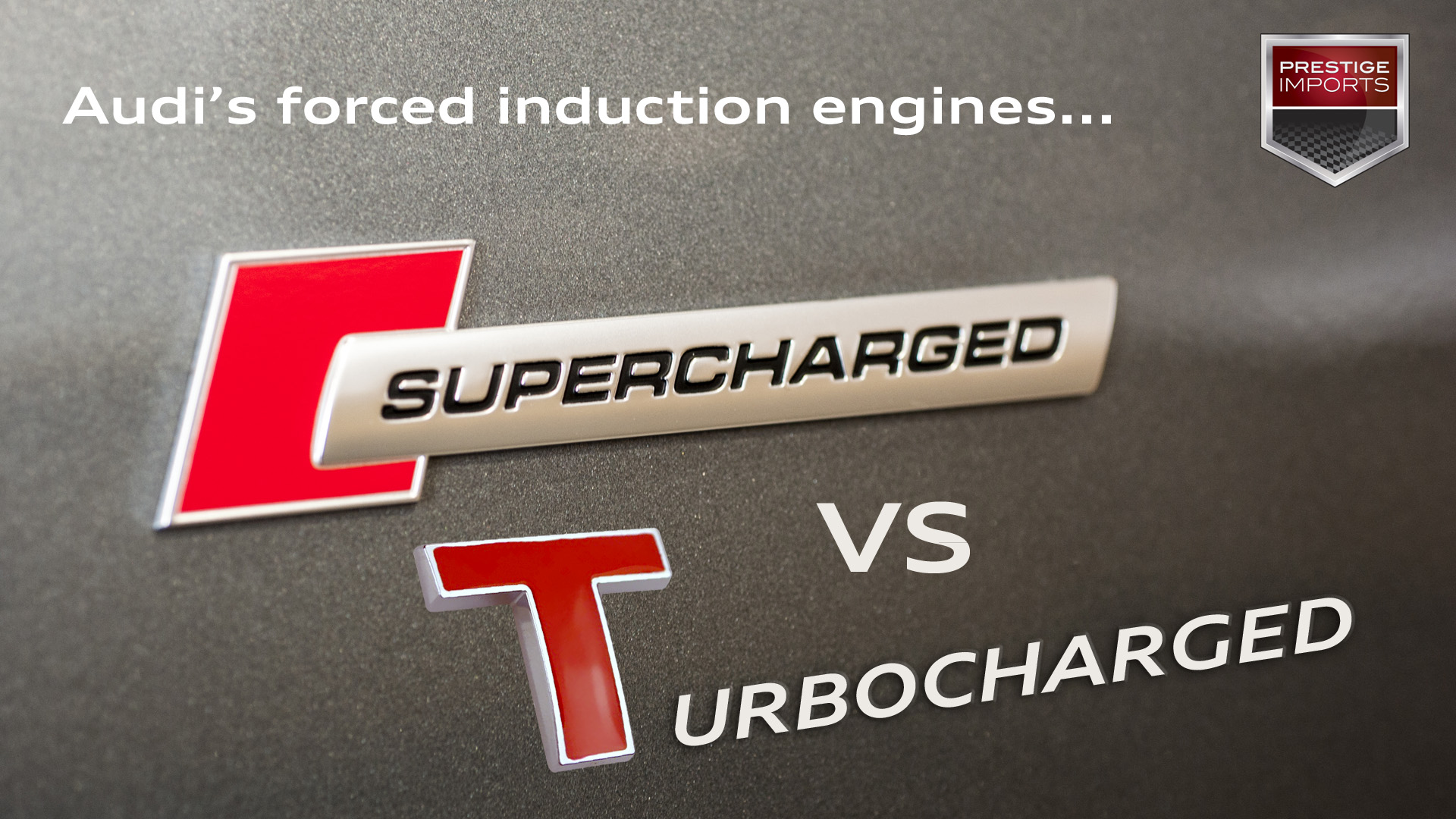 What is the difference between a turbocharger and a supercharger?