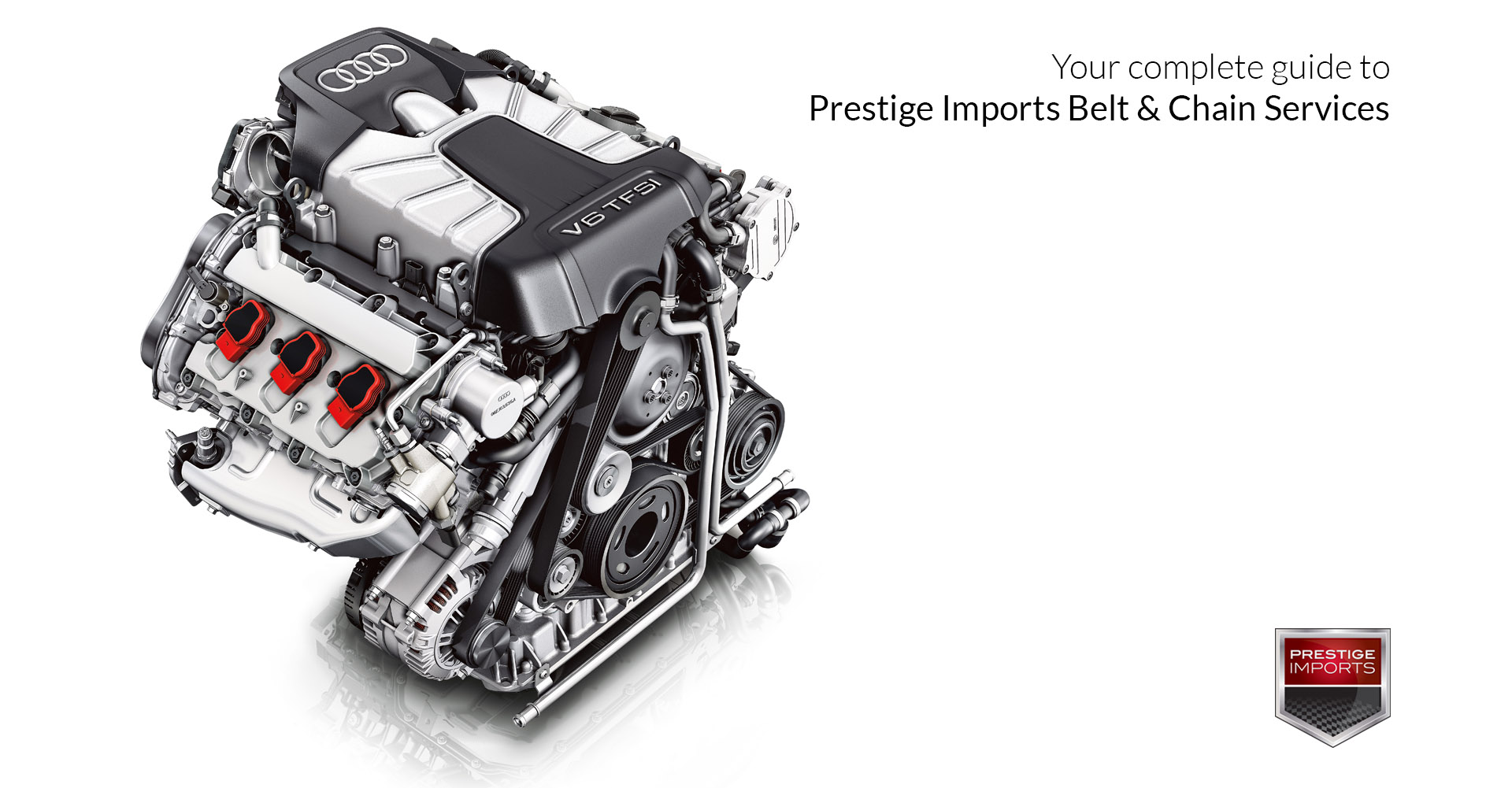 Complete guide to Porsche and Audi Belt and Chain Services