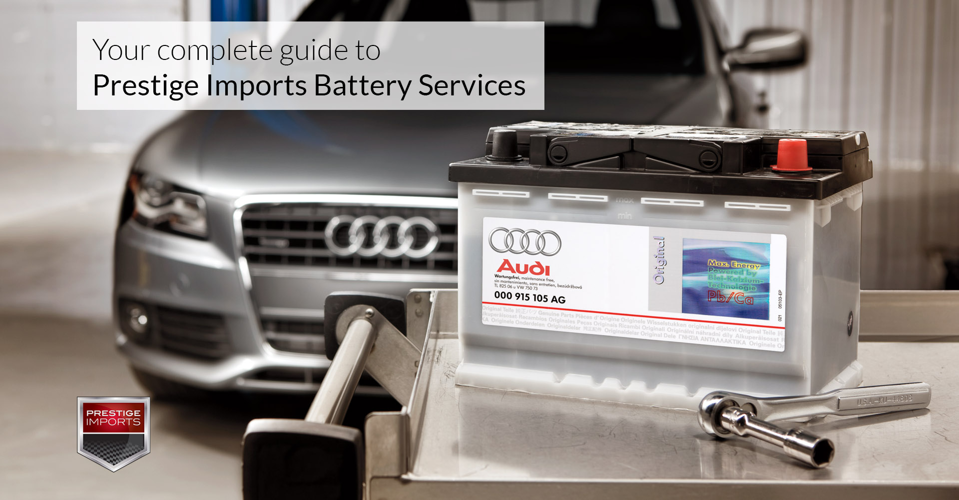 Your Guide to Porsche and Audi Battery Services in Denver ...