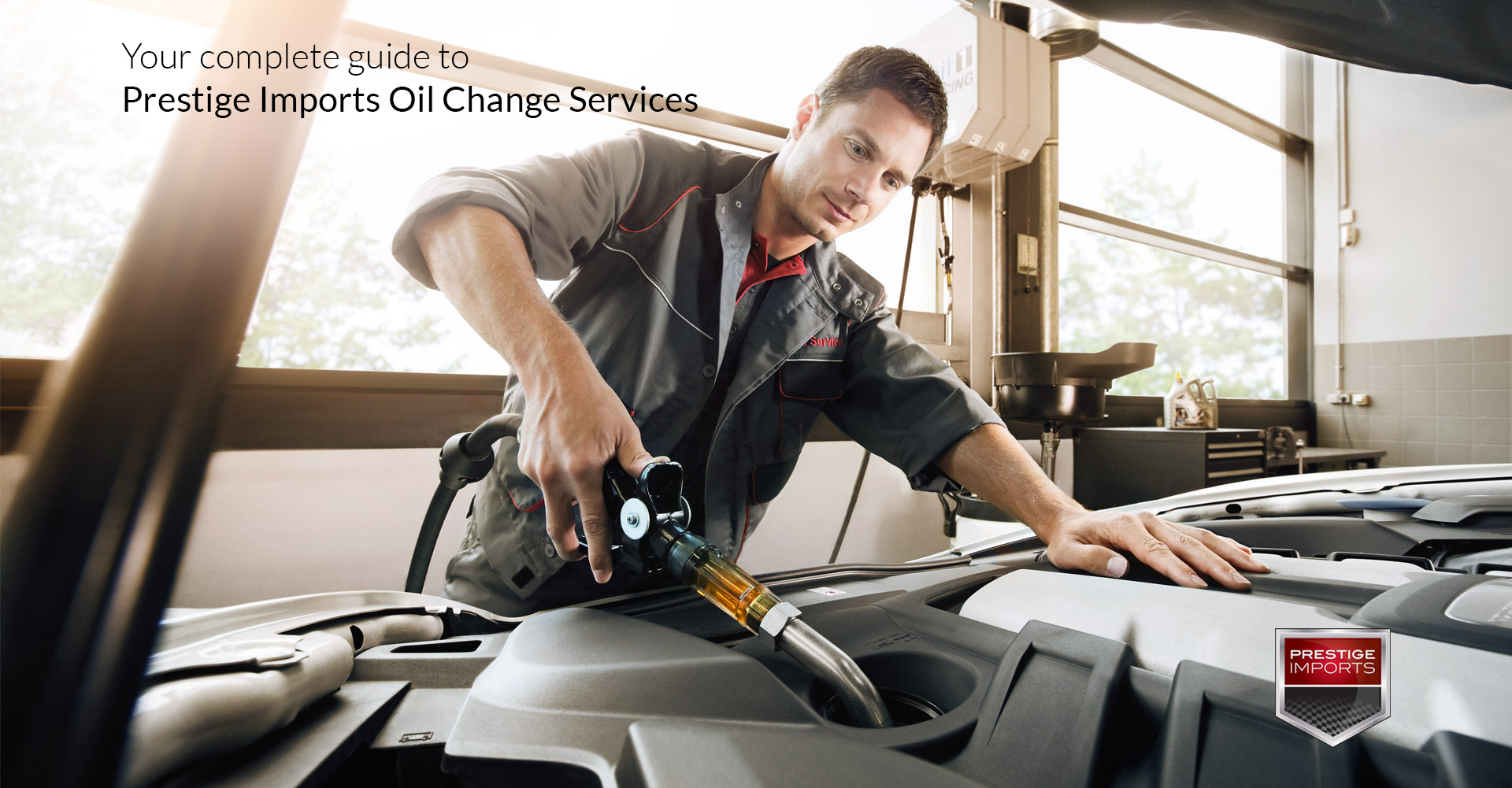 Your Guide to Porsche and Audi Oil Change Services in Denver, CO