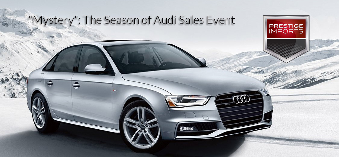 Season Of Audi Sales Event The Mystery Of Super Troopers