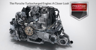 Turbocharged Engine